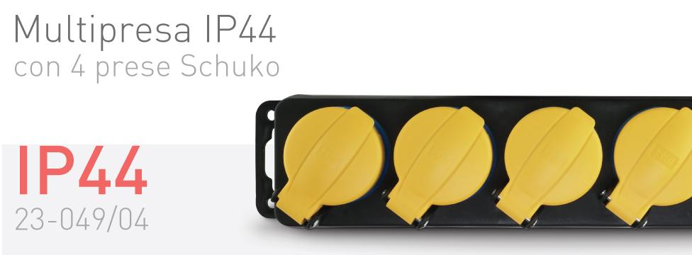multipresa ip44