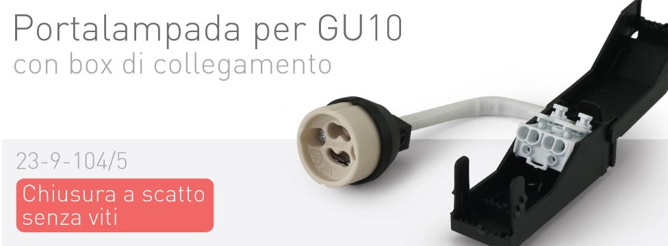 Portalampada per GU10